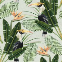 Mind The Gap  Wallpaper - Birds of Paradise